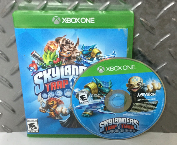 MICROSOFT XBOX ONE ACTIVISION SKYLANDERS TRAP TEAM