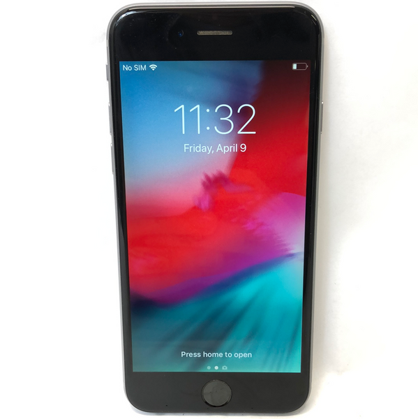 Unlocked Apple iPhone 6 16GB Space Gray A1549 MG5W2LL/A