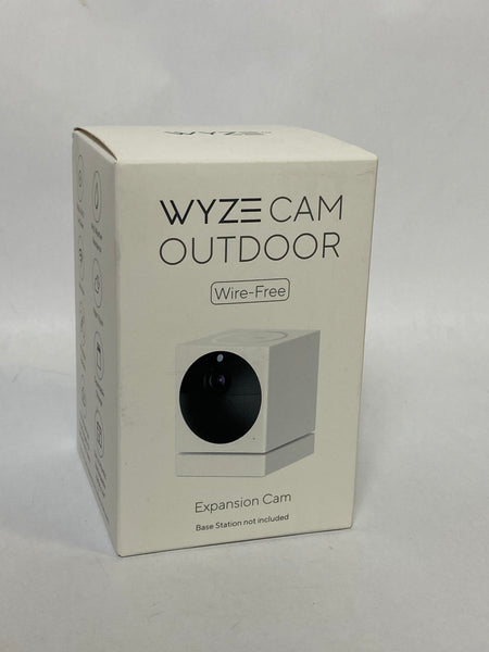 New!! Wyze Cam Outdoor Wire-free Expansion Cam Model WVOD1