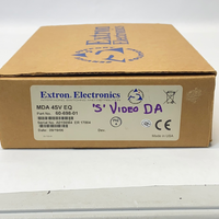 New Open Box!! Extron MDA 4SV EQ S Video Distribution Amplifier