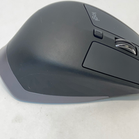 Logitech MX Master 2s Wireless Mouse Graphite