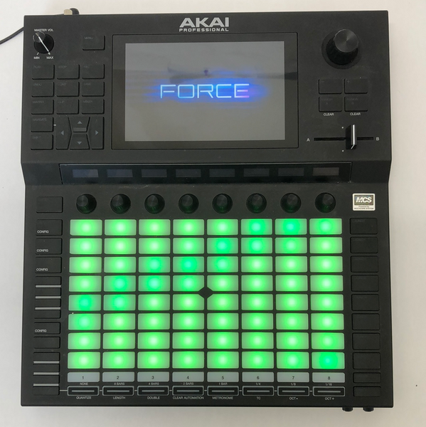 Akai Professional Force Standalone Music System