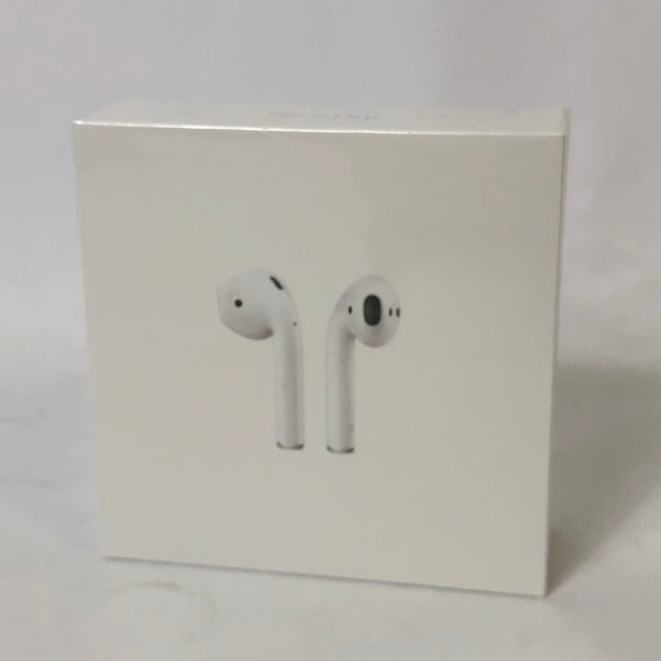 New Sealed! Apple AirPods 2nd Gen w/ Charging Case