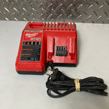 MILWAUKEE 48-59-1812 CHARGER ONLY FOR M12 M18 BATTERY