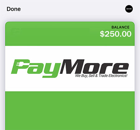 PayMore Stores Cary, NC Gift Card