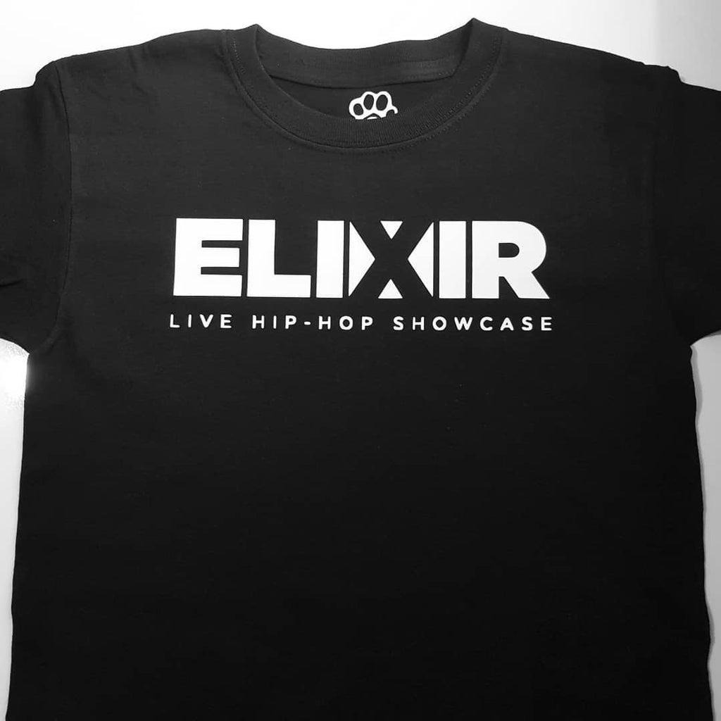 Colab Tee With Elixir Belfast / Live Hip Hop Showcase