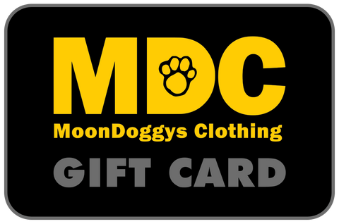 MoonDoggys Clothing Gift Cards
