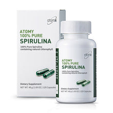 Load image into Gallery viewer, Atomy Pure Spirulina 100%