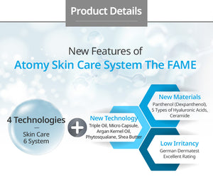 The Fame Skin Care Travel