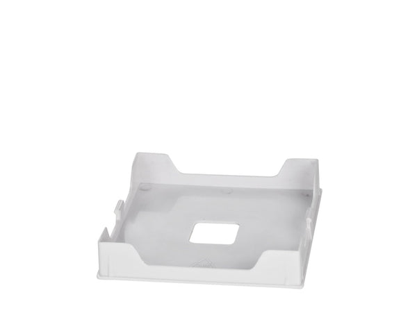 Devon Tissue Box Holder White