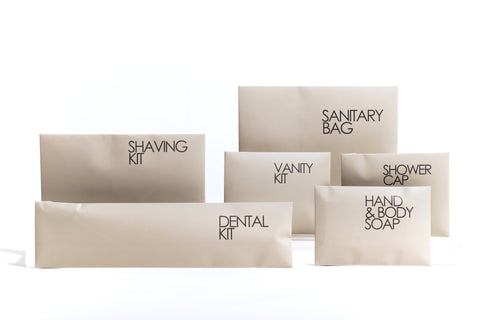 Biodegradable Shaving Kit (Pack of 5,000 Units)