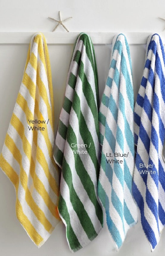 Cabana Pool Towel 27x54 (Pack of 3 Units)