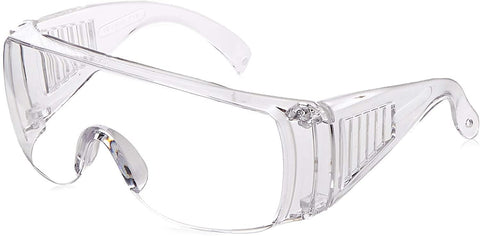 Protective Safety Glasses (Pack of 3 Units)