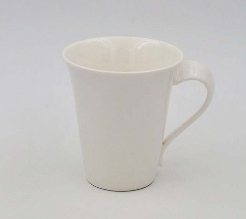 S Square Shape Mug 220ml/7.5oz