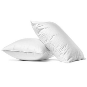 Plain White Down Alternative Pillow 240TC