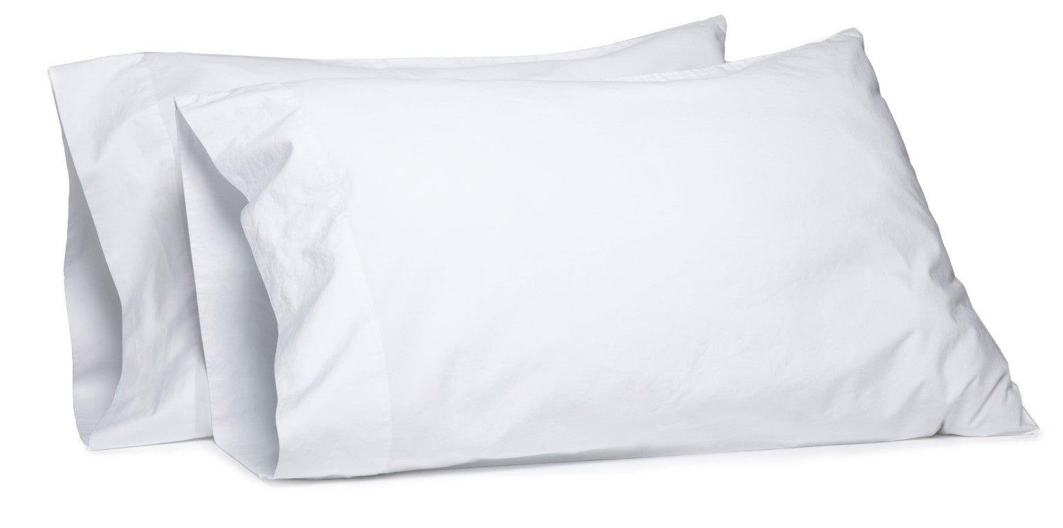 200TC Percale 100% Cotton Pillow Case (Pack of 12 Units)