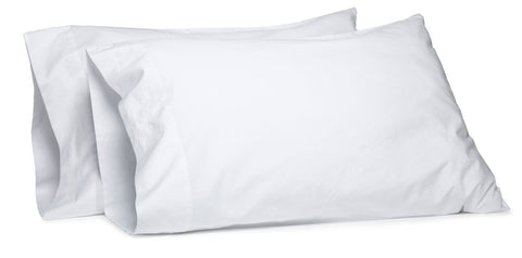 250TC Sateen 100% Cotton Pillow Case (Pack of 12 Units)