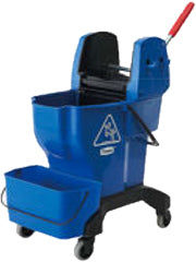 All-in-one Bucket and Wringer 25 L