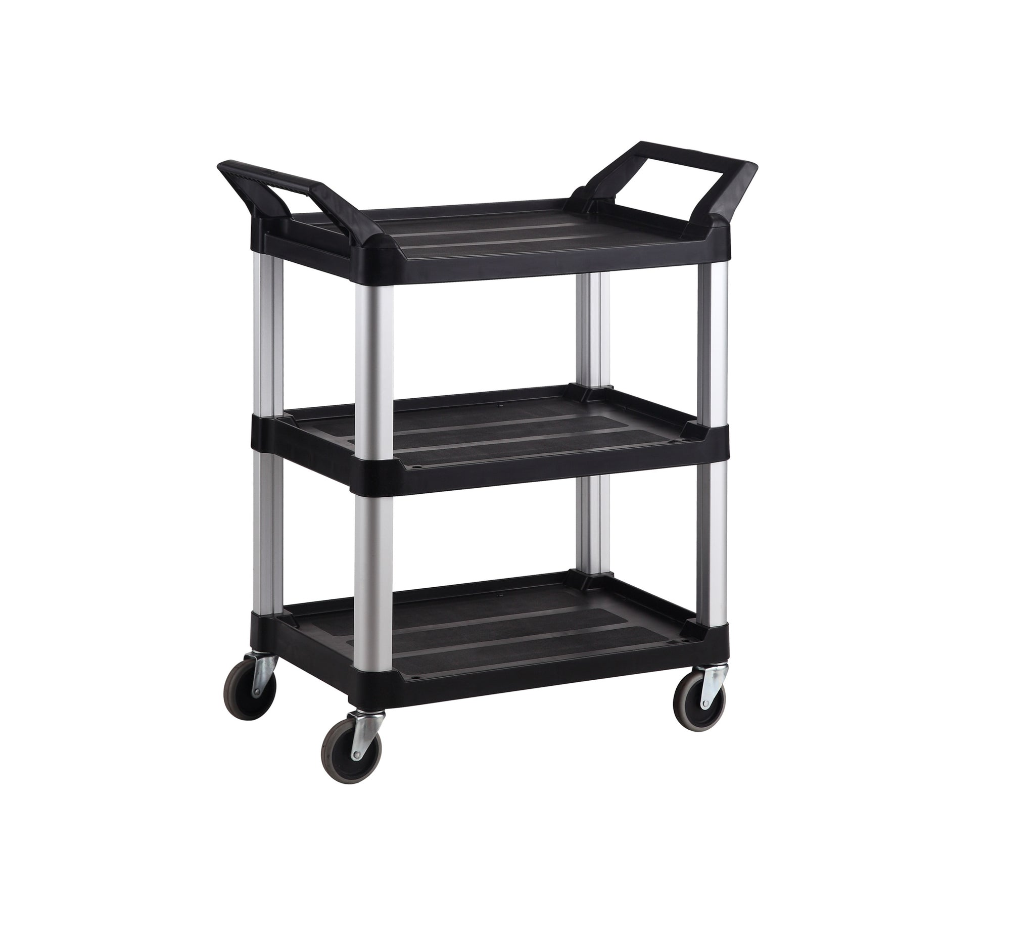 Utility Service Cart 3 Shelf Unit