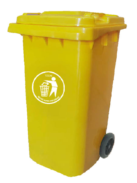 Garbage Bin with Wheels 240L