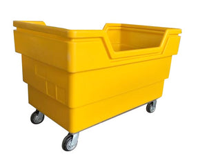 High Quality Portable 680L Polyethylene Laundry Cart/Trolley