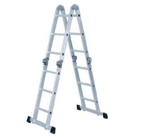 12/16 Step Multi-purpose Aluminum Ladder