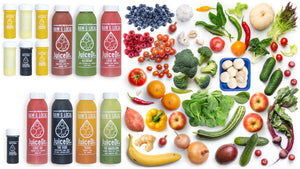 Immunity Produce & Juice Box