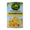 SUNNY FARMS NATURE'S BOUNTY PIECES & STEMS MUSHROOMS 425GX24