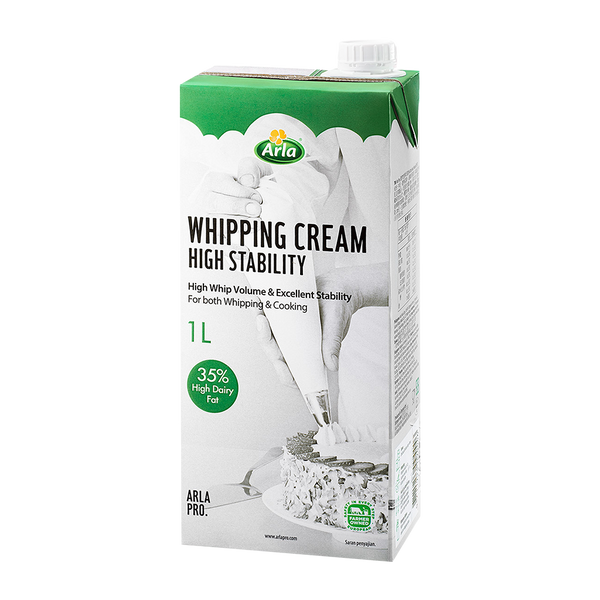ARLA PRO HIGH STABILITY WHIPPING CREAM 1LX10