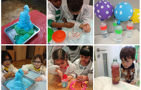 Science Party - Kids Birthday Party