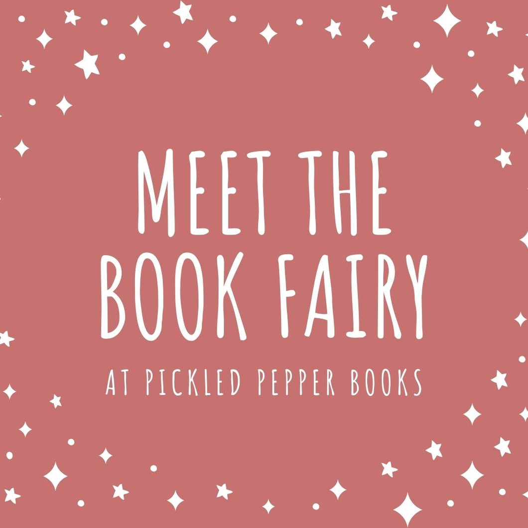 Meet the Book Fairy Experience