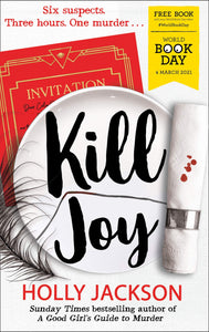 Kill Joy - World Book Day 2021