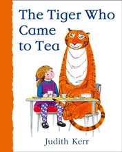 Load image into Gallery viewer, The Tiger who came to Tea - Judith Kerr