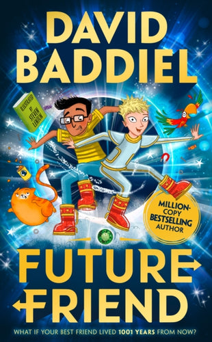 Future Friend | David Baddiel