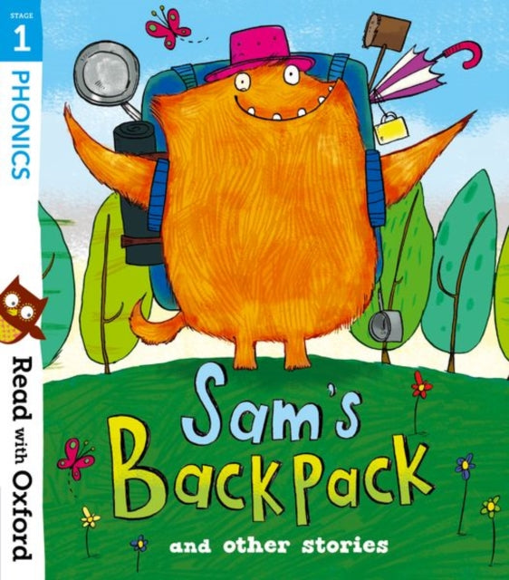 Sam's Backpack & Other Stories by Various Authors