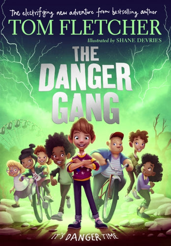 The Danger Gang | Tom Fletcher