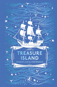 Treasure Island Clothbound Classic by Robert Louis Stevenson
