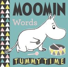Moomin Baby: Words Tummy Time Concertina Book by Tove Jansson