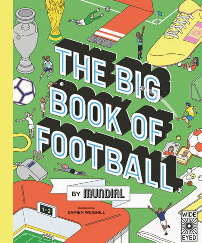 Big Book of Football by Mudial