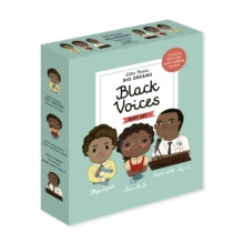 Little People, BIG DREAMS: Black Voices by Maria Isabel Sanchez Vegara, Lisbeth Kaiser