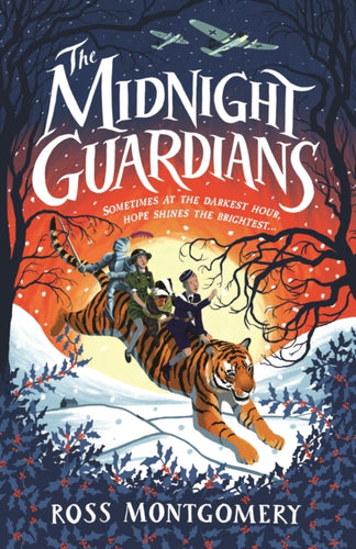 The Midnight Guardians | Ross Montgomery