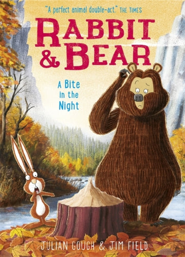 Rabbit & Bear Bite in the Night