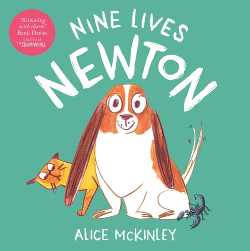 Nine Lives Newton by Alice McKinley