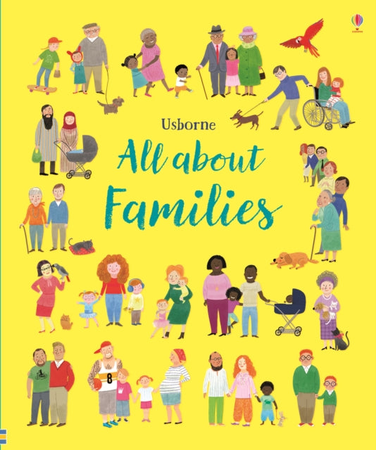 All About Families by Felicity Brooks