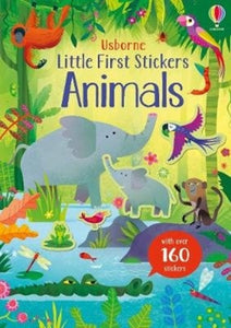 Little First Stickers - Animals