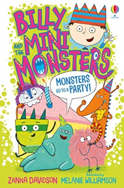 Monsters go to a Party | Zanna Davidson