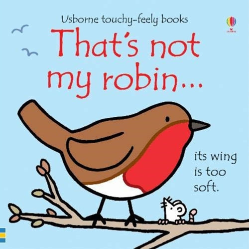 That's not my Robin by Usborne