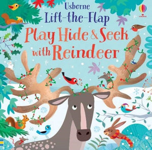 Play Hide and Seek With Reindeer by Usborne