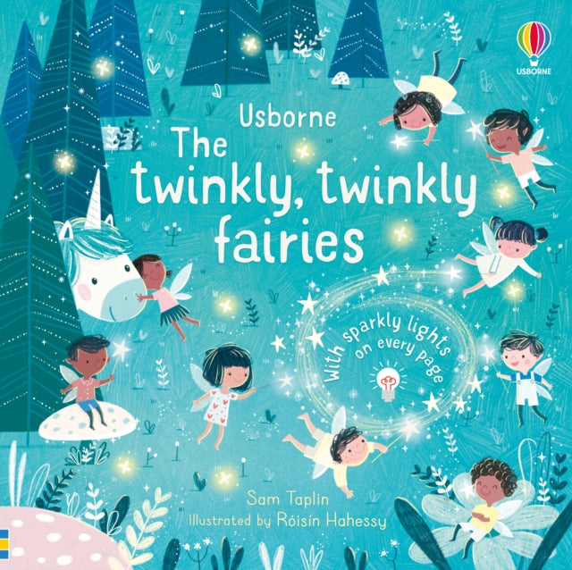 The Twinkly Twinkly Fairies by Usborne