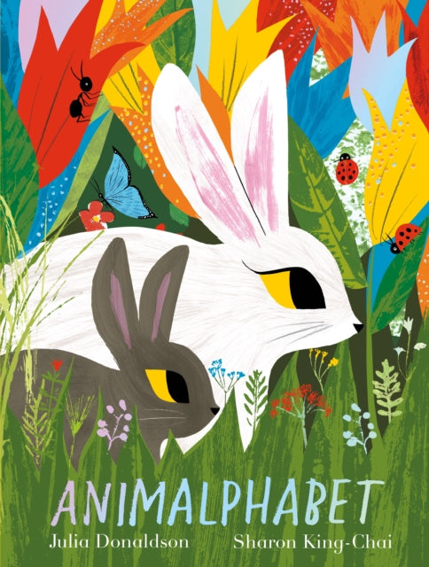 Animalphabet by Julia Donaldson